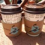 Earn free beverage and more at Caribou Coffee