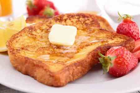 Weekend breakfast? Try slow cooker French toast