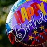 Get free stuff on your birthday