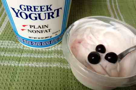 Make your Greek yogurt multitask