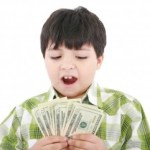 Teaching kids about money with allowances