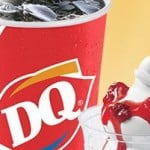 Dairy Queen serves $5 Buck Lunch with sundae all day
