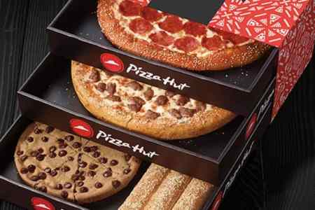 Hungry? Pizza Hut's Big Dinner Box for $19.99