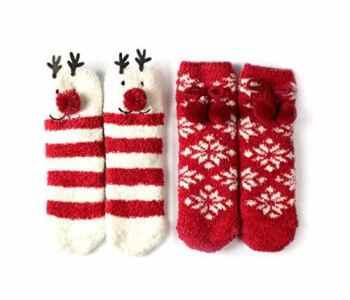 red-bene-christmas-socks