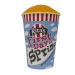Free cup of Rita's Italian Ice on first day of Spring