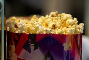 Regal members get 50% off popcorn every Tuesday