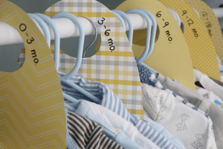 7 DIY projects to decorate baby's nursery on a dime