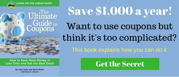 How to use coupons to save a lot of money! The Living on the Cheap Ultimate Guide to Coupons