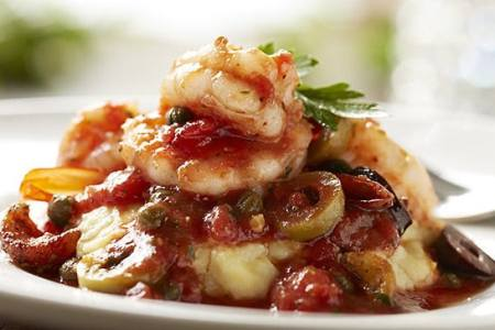 New Tastes and Toasts menu at Olive Garden