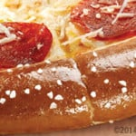 Little Caesars: Soft Pretzel Crust Pepperoni Pizza for $6
