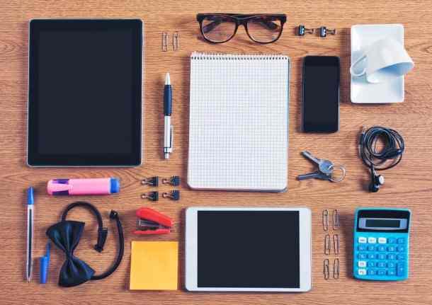 organize budget desk work