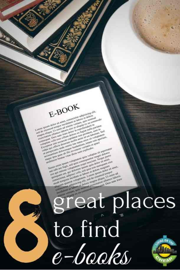 how to find free ebooks