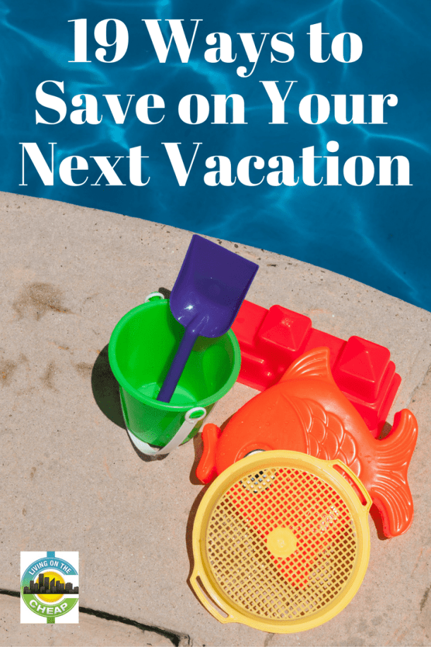 save money on vacation travel