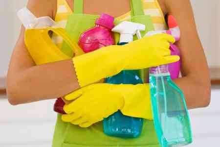 4 must-have cleaning products in your home