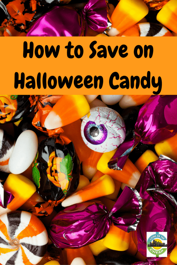 8 ways to spend less on Halloween candy
