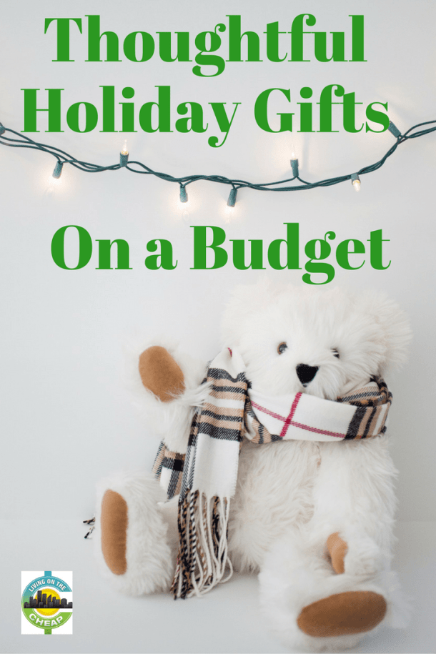 """Holiday shopping can make you feel as if the """"reason for the season"""" is emptying your wallet, but it doesn't have to be that way. Here are some of my best shopping and giving tips to help you save money this holiday season while letting your friends and family know you care."""