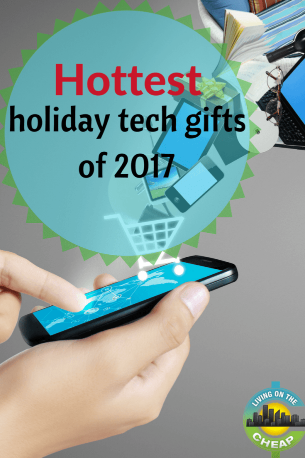 Find out the best holiday tech gifts to give this holiday season!