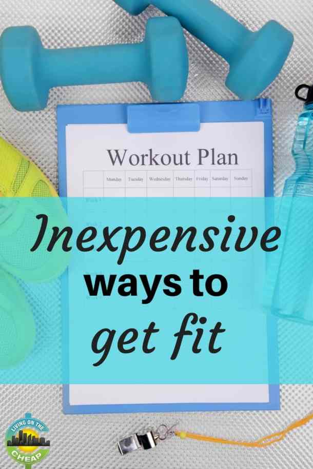 Looking to get a jump start on a fitness routine but don't want to spend a ton on equipment you don't know how to use or a gym memberships you don't have time to use? Check out theseseven inexpensive ways to get fit in the new year.
