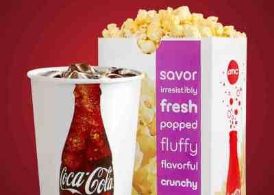 Amc $5 Popcorn And Drink