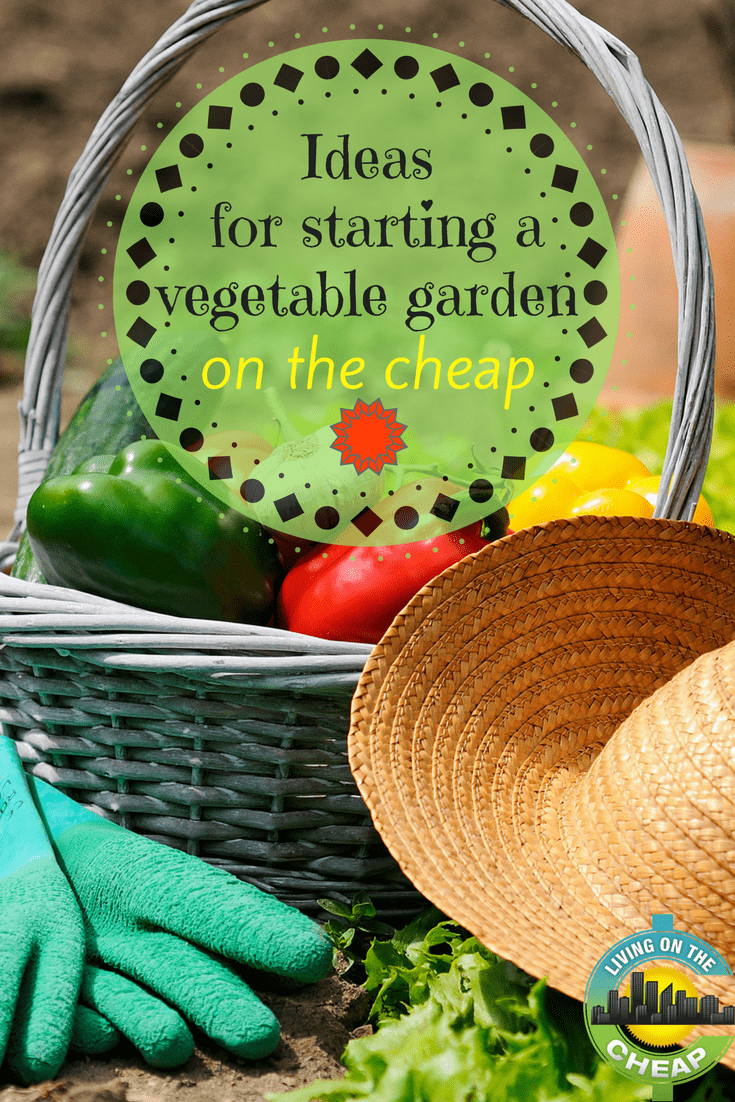 Cheap Vegetable Garden Ideas Part - 40: Make The Most Of Your Gardenu0027s Harvest