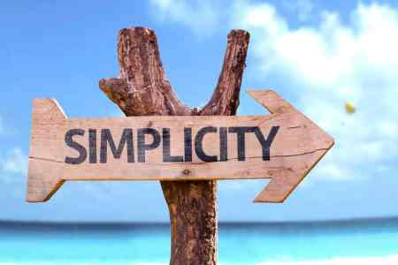 How to simplify your life (in three easy steps)