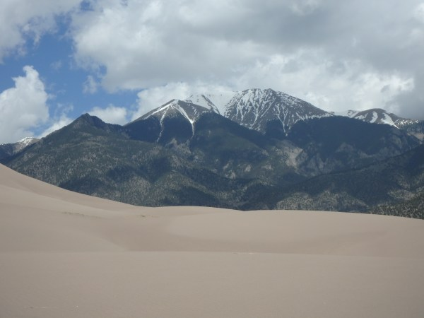 Hiking the Great Sand Dunes National Park Living On The Dirt