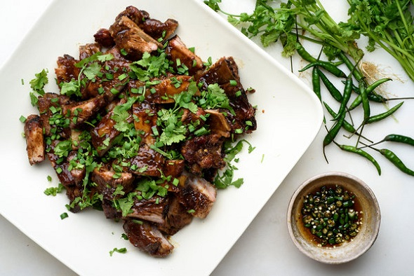 Thai Beef Spare Ribs Recipes