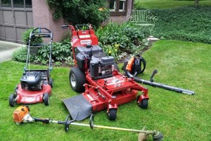 What Kind Of Landscaping Equipment Do You Need To Have Around The House?
