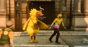 El Carnaval Moogle Chocobo está por llegar a Final Fantasy XV