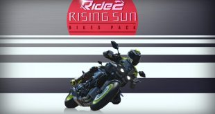 Ride 2 Rising Sun bikes Pack