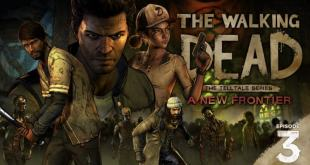 The Walking Dead a new frontier ep 3 above the law main theme