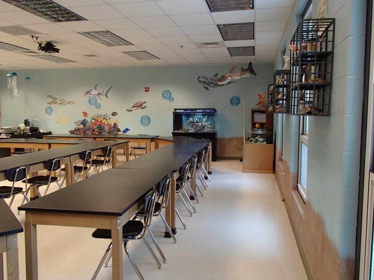 Ocean Classroom Design