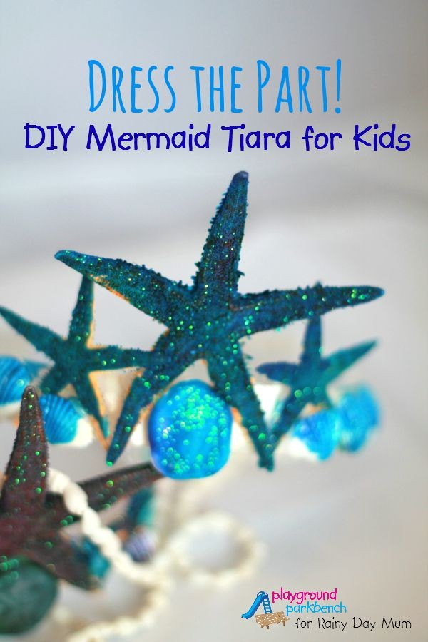 DIY-Mermaid-Tiara-for-Kids