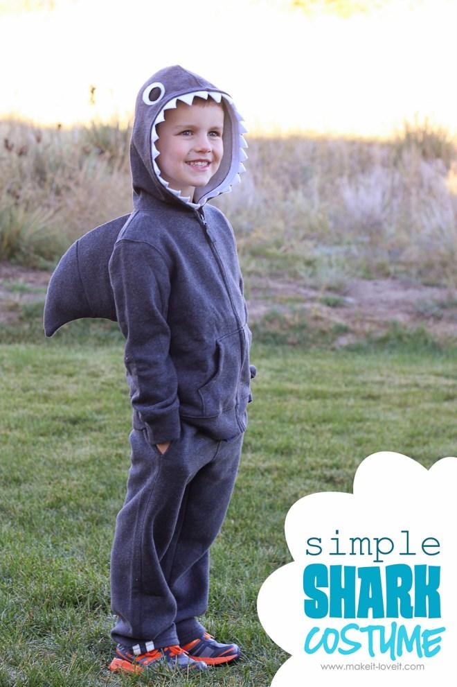 Ocean halloween costumes roundup living porpoisefully simple shark costume 1 001 solutioingenieria Images
