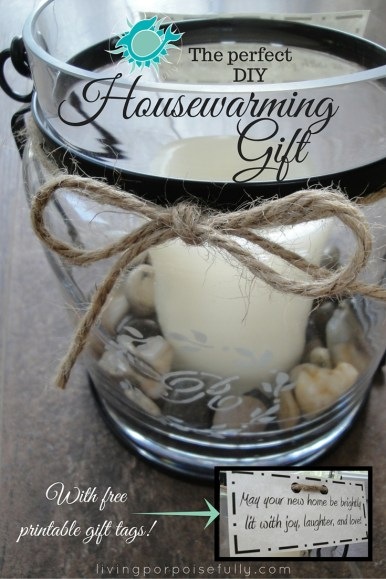 The perfect DIY housewarming gift