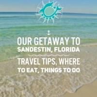 Our Getaway to Sandestin, Florida