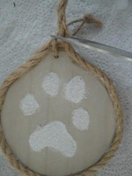 paw print ornament rope (2)