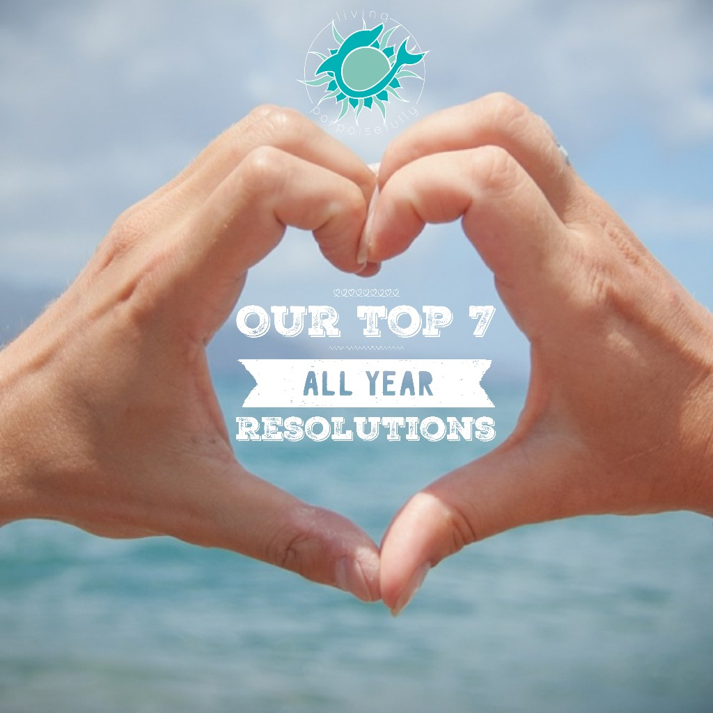 Our Top 7 All Year Resolutions