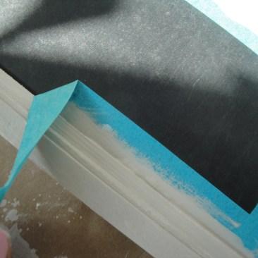 undersea chalkboard name plate step 3