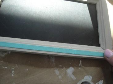 undersea chalkboard name plate step 4b