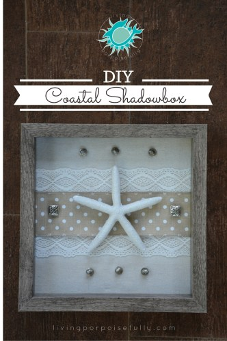 DIY Coastal Shadowbox
