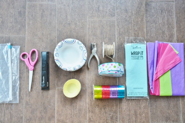Jellyfish Craft Kit - supplies to make kits