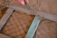 fishing net frame diy 11
