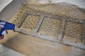 fishing net frame diy 2