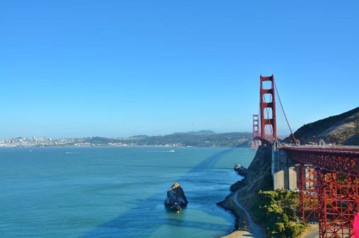 Golden Gate Bridge San Francisco 2