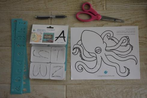 octopus sign supplies
