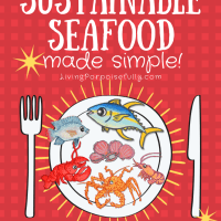 Sustainable Seafood Made Simple! (3 Free Printable Activities)
