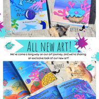 Exclusive Look: Children's Book Makeover!