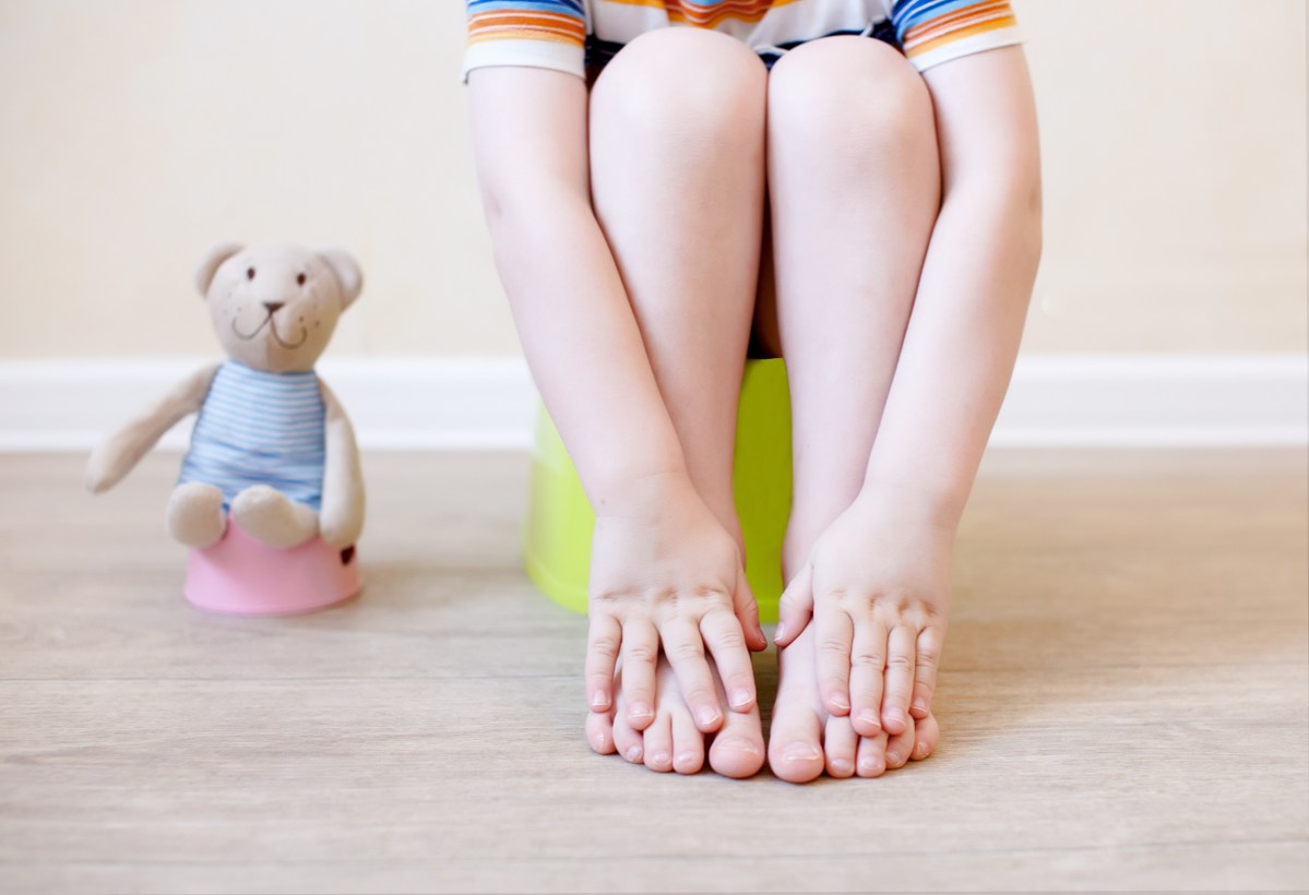A little bit Potty: Handling Parent Peer Pressure