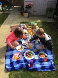 Teddy Bear's picnic invites